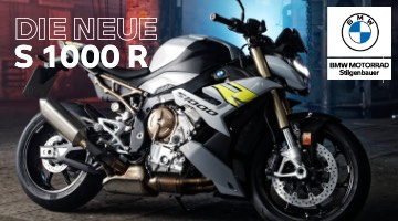 Read more about the article Die neue BMW S 1000 R